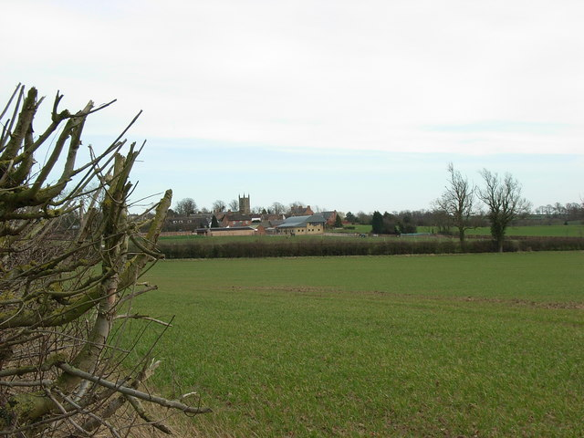 Frolesworth view