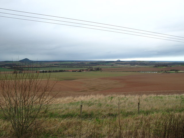 East Lothian - view from Pencraig