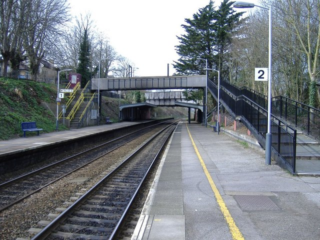 Keynsham railway station