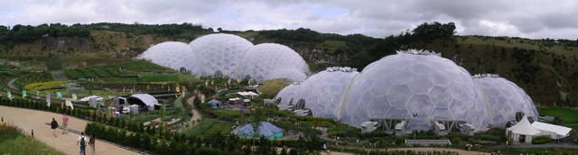A view of the biomes