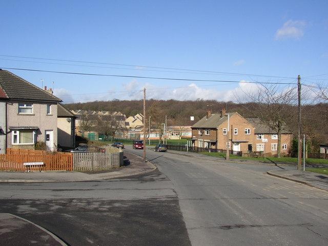 New House Road, Sheepridge, Fartown, Huddersfield