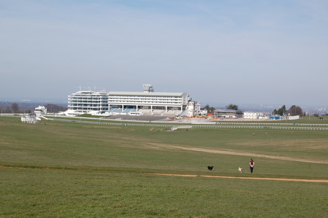 The Grandstand, Epsom Race Course