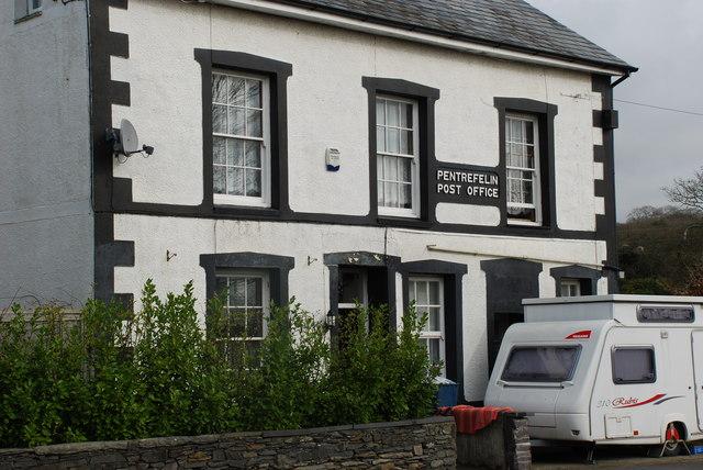 Swyddfa'r Post Pentrefelin Post Office