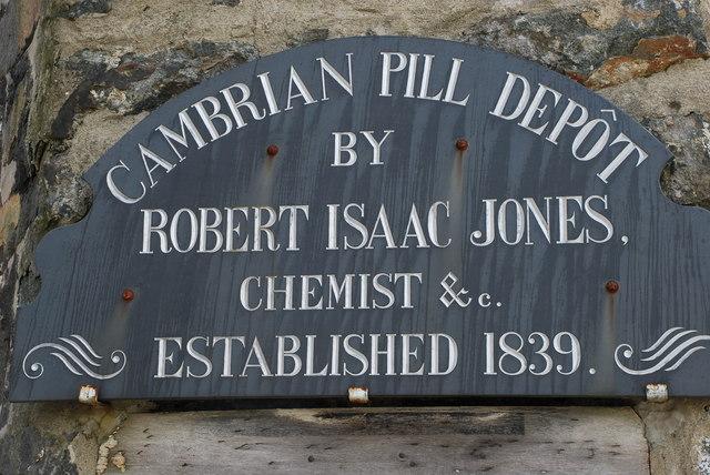 Cambrian Pill Depot Tremadog