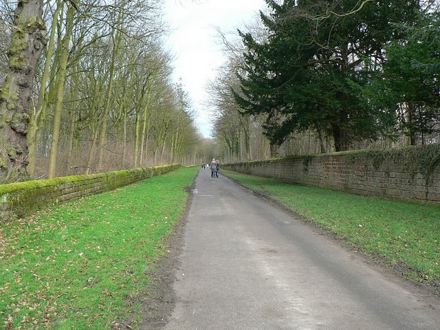 Church Lane, Harewood Estate