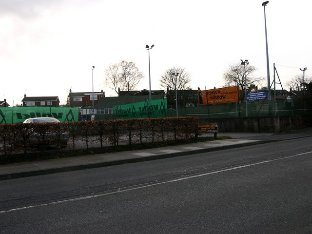 Holcombe Brook Tennis Club