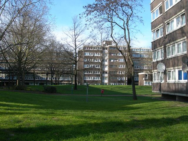 Brunel Estate, Westbourne Park