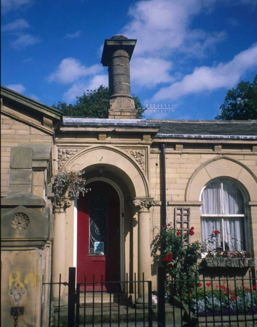 Former Park Keepers house, Roberts Park, Saltaire