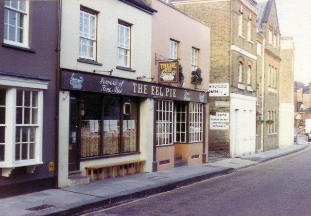 The Eel Pie, Twickenham