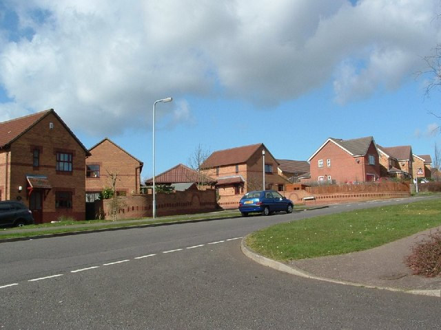 Humphries Drive, Brackley
