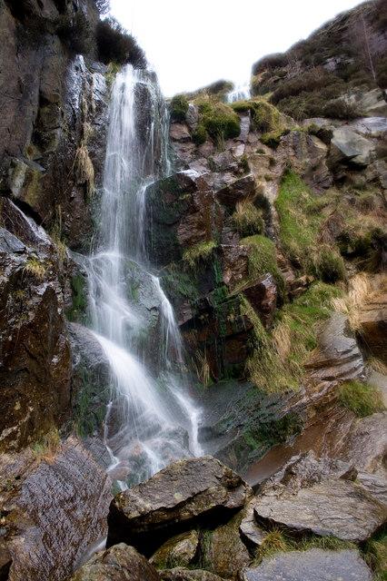 Pingot Quarry Waterfall