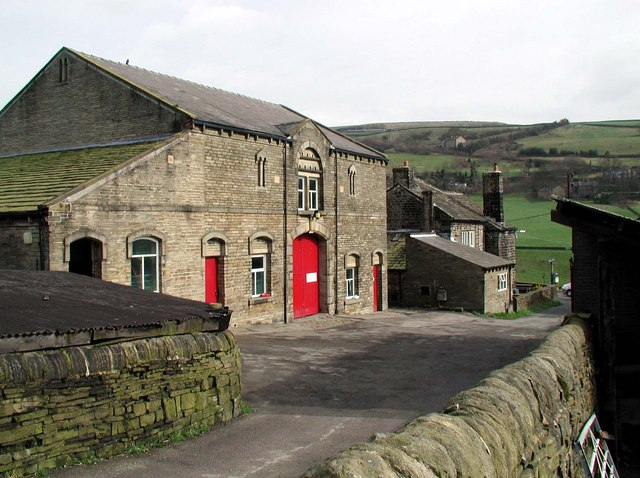 Dean House Farm, Luddenden Dean