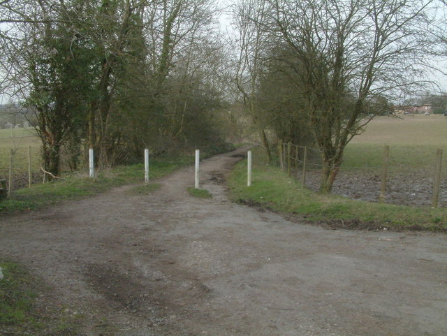 Buckland Road from Margery Lane