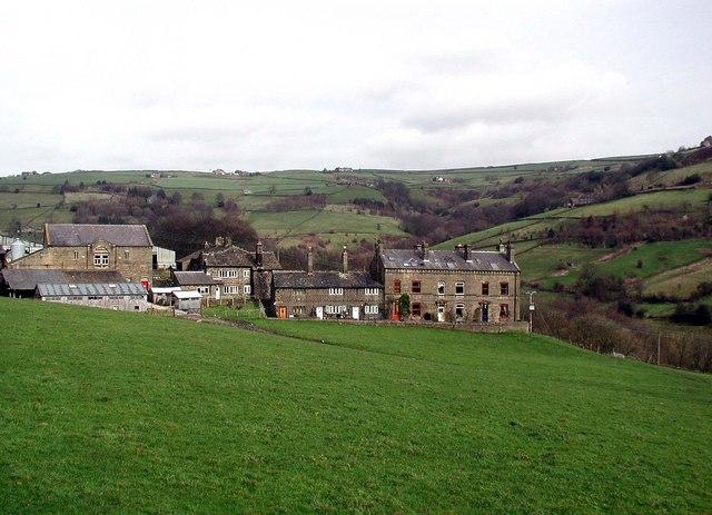 Dean House Farm, Luddenden Dean