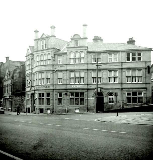 Bradford - Metropole Hotel