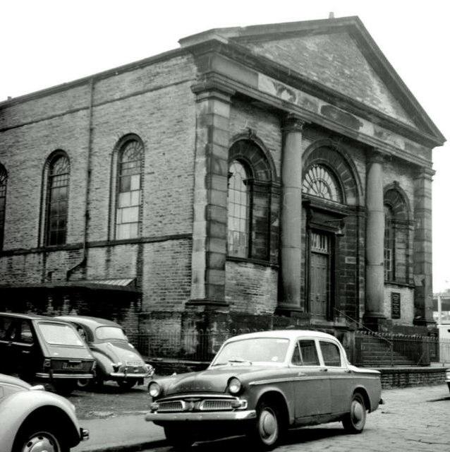 Bradford, St. Andrew's Presbyterian Church