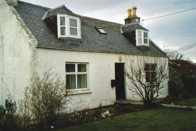 Cottage, Lyne of Skene