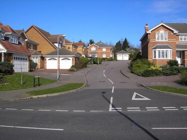 Mead Road, Kettering