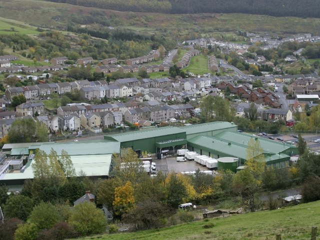 Cwmtillery Industrial Estate