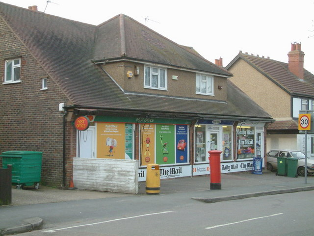 Lower Kingswood Sub Post Office and Shop