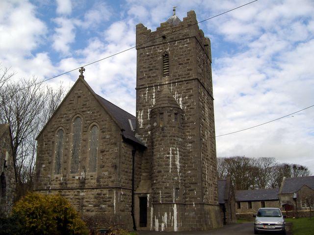 St Mary - Abbey Memorial Church, Ballasalla, Isle of Man