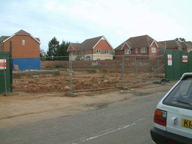 The Mint Arms - Demolished!