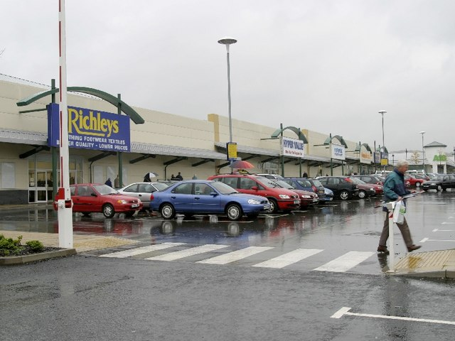 Blackwood Retail Park, Blackwood