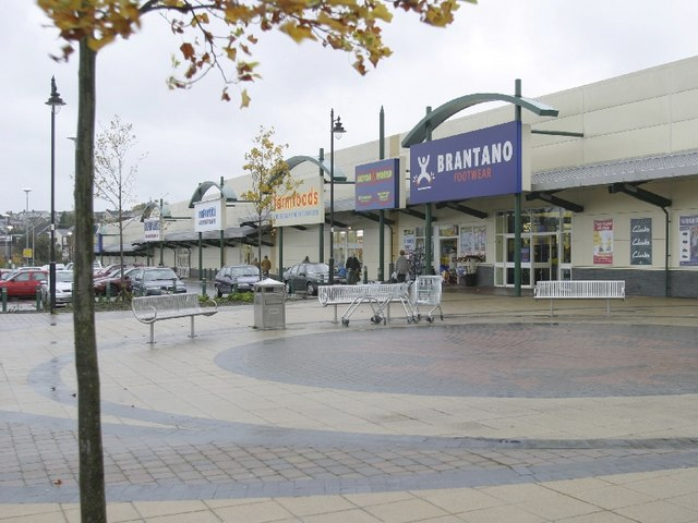 Blackwood Retail Park, Blackwood