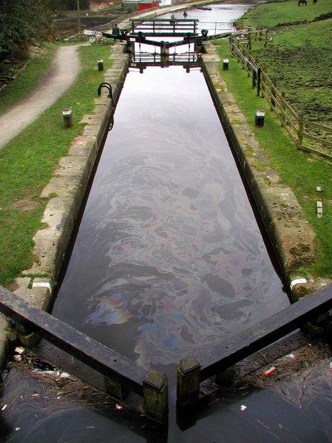 Lob Mill Lock, Todmorden