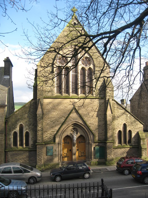 St Josephs Church Ramsbottom
