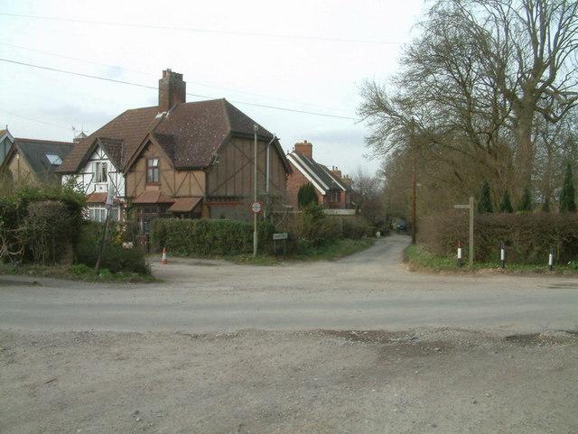 Manor Lane, Lower Kingswood