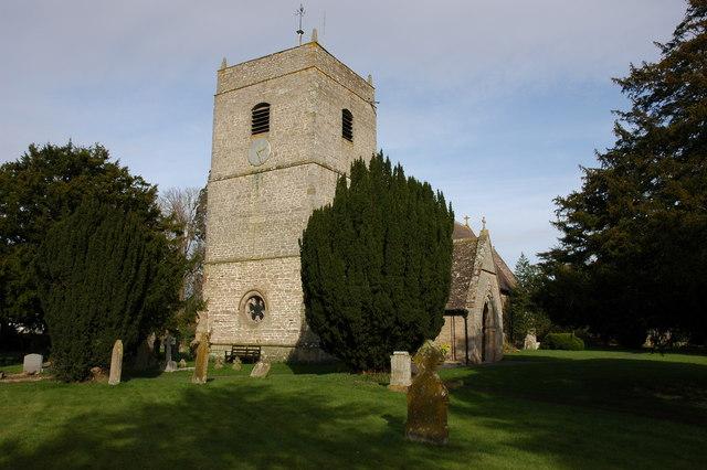 Eardisland church