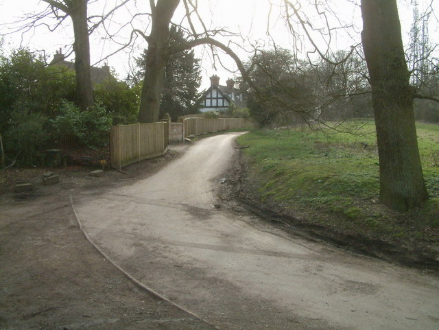 Fort Lane, Reigate Hill