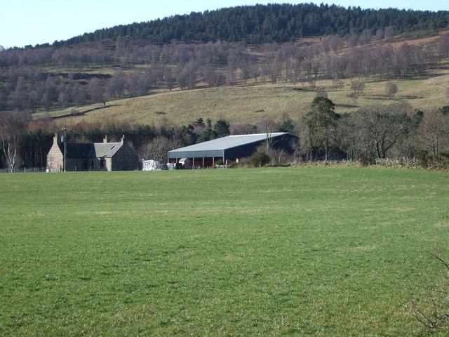 Wardhead farm