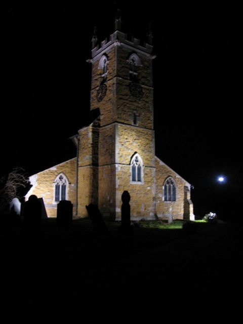 Holy Trinity Thrussington