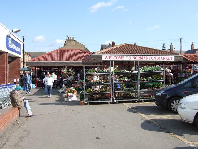 Normanton Market