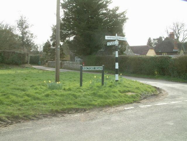 The Crossroads in Mugswell