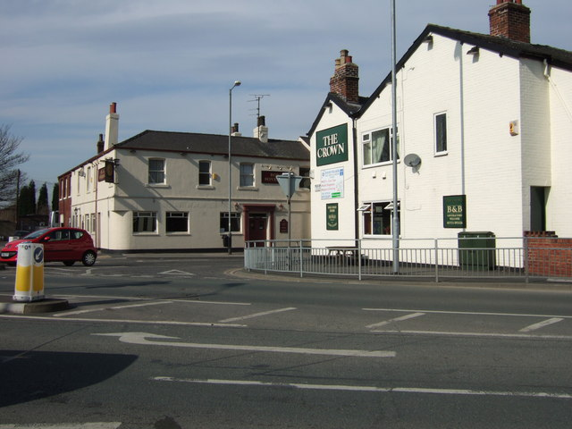 The Sovereign & The Crown, Normanton