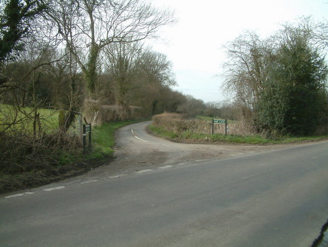 Fair Lane near Mugswell