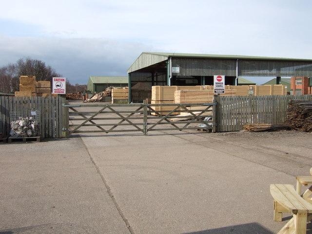 The Sawmill, Midgley