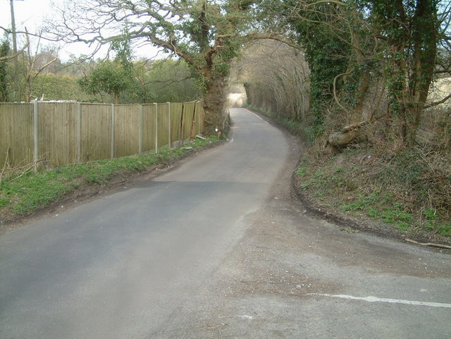 White Hill from Southerns Lane