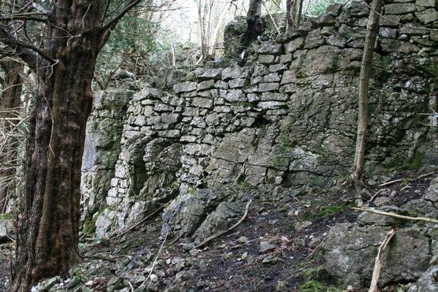 Wall, High Cote