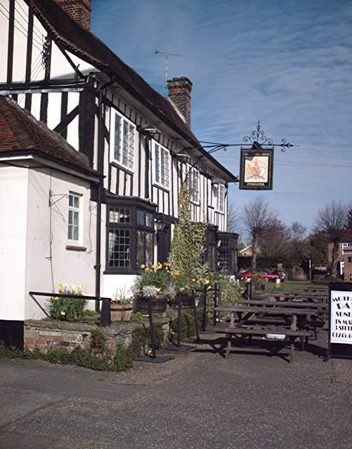 The King's Arms, Broomfield