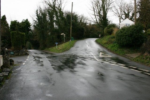 Road Junction, Slack Head