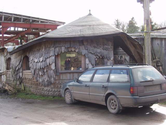 Sawmill office, Penpont
