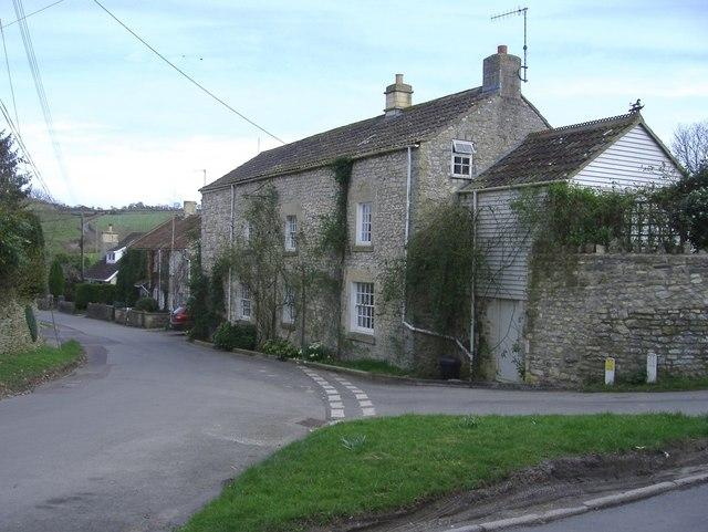 Main street, Priston