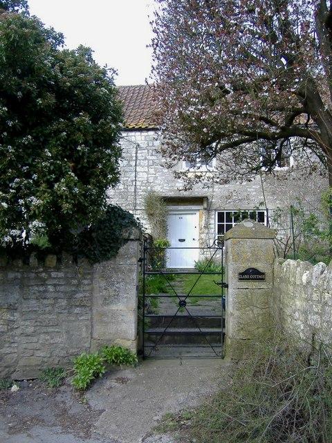 Clare cottage, Priston