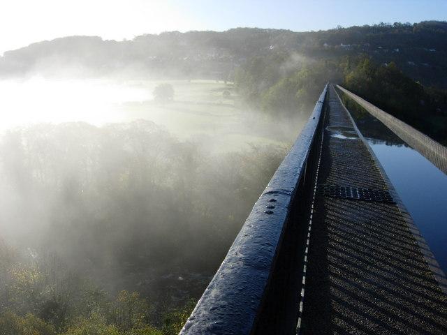 Pont Cysyllte aqueduct