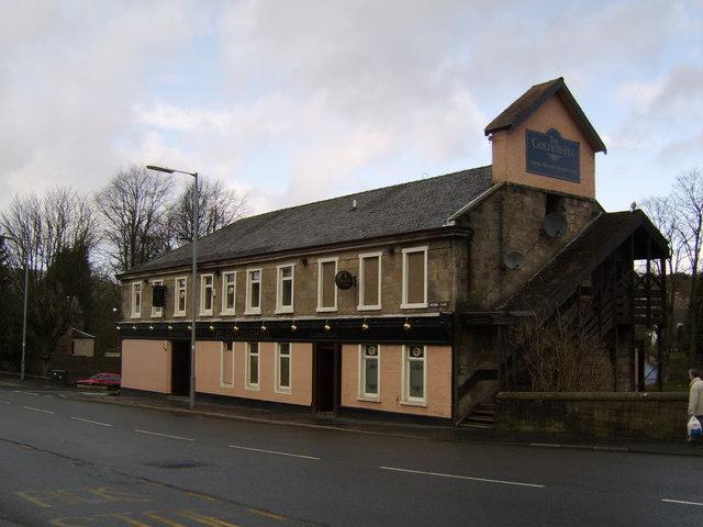 Goldenhill bar