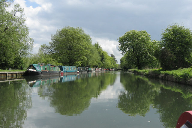 Stroudwater canal, Saul Junction.